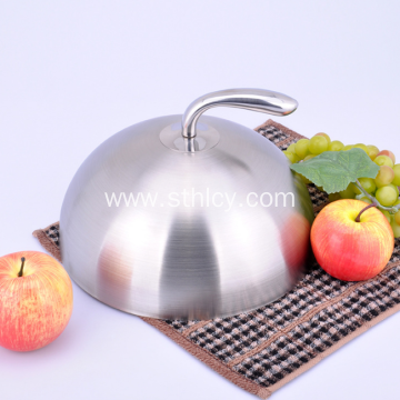 Popular Design Stainless Steel Dome Fresh Food Cover