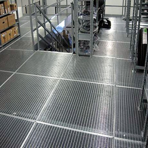 Steel Grating Industrial Operating Platform