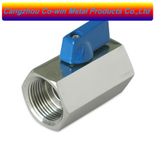 Stainless Steel Mini Valve