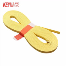 Printable heat shrink tube identification tube cable marker