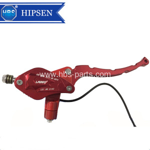 Motorcycle brake parts disc brake assy hand pump