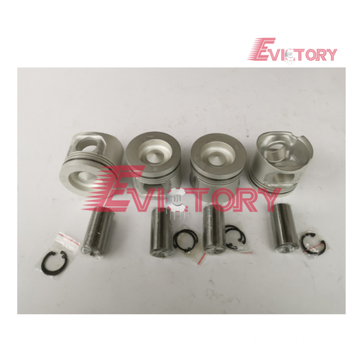 DEUTZ excavator engine BF4M2013 piston kit