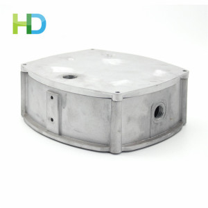 Trending Products for China Die-Casting Products,Led Die Casting,Pressure Die Casting Factory Polishing surface aluminum die casting lighting fixture supply to Jordan Factory