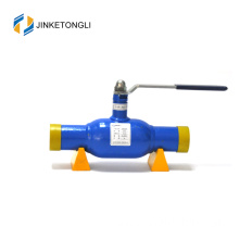 JKTL China supplier 3 inch differential 1000 psi end ball valve high temp
