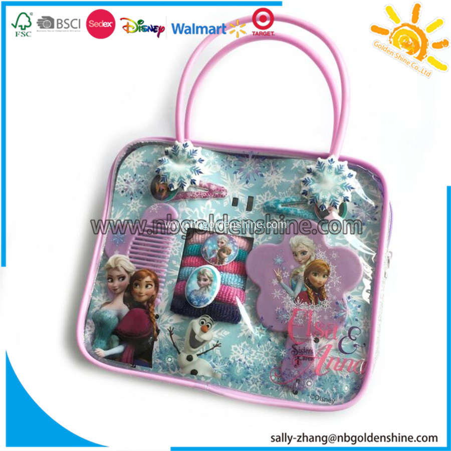 Frozen Hair Accessory In Hand Bag