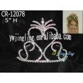 Rhinestone Pageant Crowns CR-12078