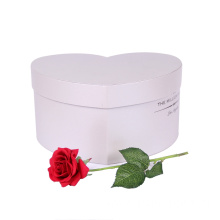 Sliding Heart Shaped Packaging Paper Box For Gift