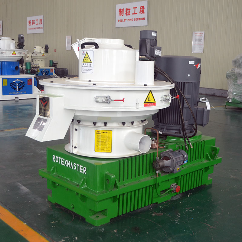 wood pellet machine sell