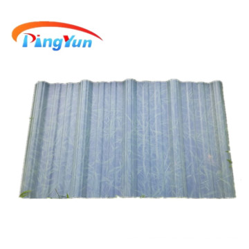 clear pvc translucent roof sheet