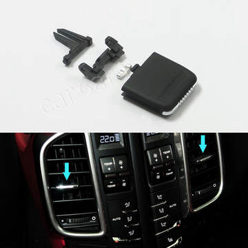 Air Vent Tab Clip Repair Kit For Porsche
