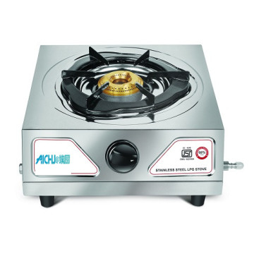 Solo Stainless Steel Gas Stove 1 Burner