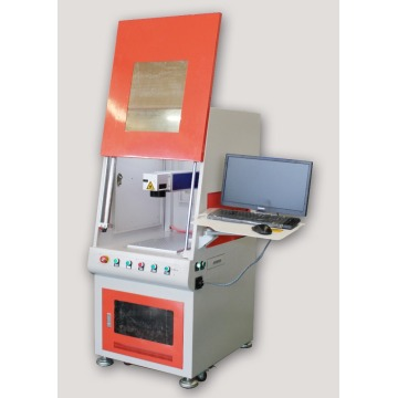 20/30/50/100W Optional Desktop Fiber Laser Marking Machine