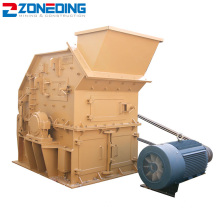 Professional Manufacturer for Fine Hammer Crusher High Efficiency Stone Fine Crusher Price supply to Cambodia Factory
