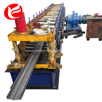 Matal steel Door Channel Roll Forming Machine