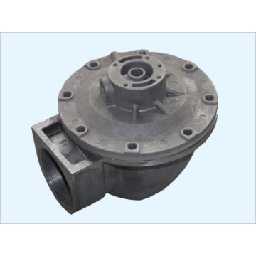 OEM Aluminum Die Casting Pulse Valve Dust Parts