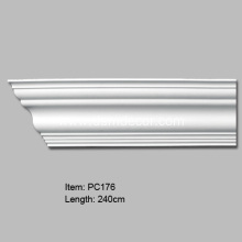 Supply for Plain Cornice Mouldings Plain Cornice Moulding For Wall supply to Russian Federation Importers