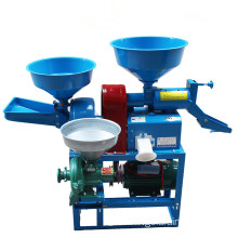 Paddy Rice Hulling Machine
