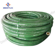 Flexible rubber chemical discharge hose