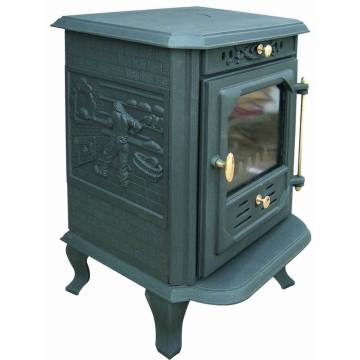 Modern Cast Iron Stove
