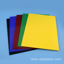 PMMA color acrylic sheet 3mm