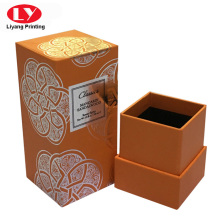 Skin bottle cardboard packaging gift box