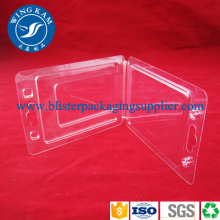 High Efficiency Factory for Customized Order Plastic Clamshell Packaging Plastic Clamshell for Phone Case Packaging export to Guam Supplier