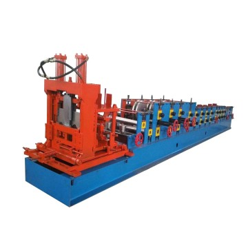 Hydraulic C-Type Metal Purlin Roll Forming Machine