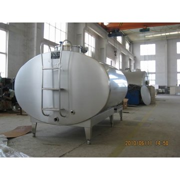 high efficency vertical milk cooling tank