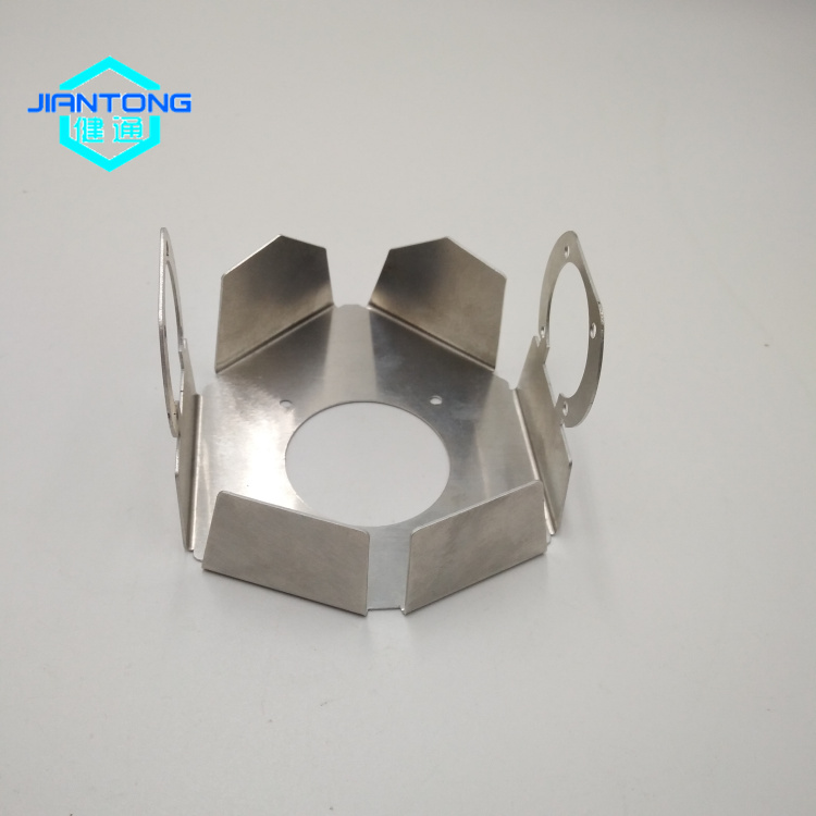 Custom Aluminum Laser Cutting Metal Fabrication Service 2