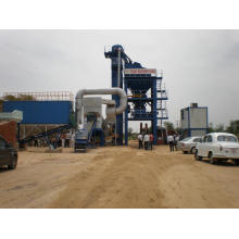 RD125 Stationary asphalt mixers