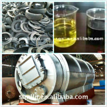 Customized for Tires Pyrolysis Machine tyre recycle to oil pyrolysis machines export to American Samoa Manufacturer