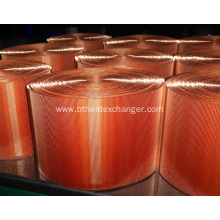 Copper Heat Transfer Fins