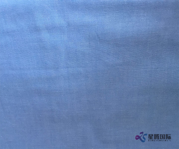 High Quality Solid 100% Cotton Woven Fabric