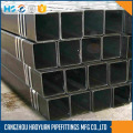Galvanized square steel pipe sch40 25X25