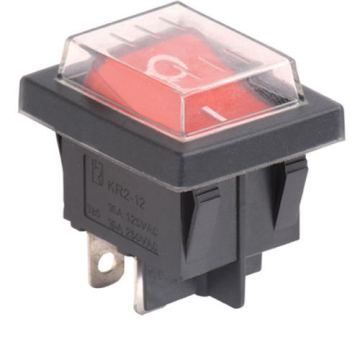Waterproof Switch lighted on off