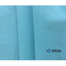 OEM Supply for Cotton Yarn Dyed Fabric Fresh Color 100% Cotton Plaid Fabric Jacquard supply to Papua New Guinea Manufacturers