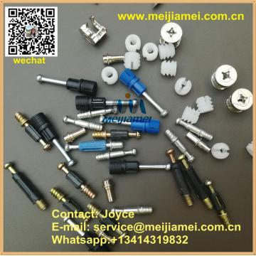 Zin Material Minifix Fittings Cam