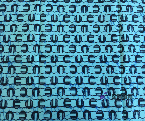 Real 100% Cotton Wax Dutch Wax Prints Fabric