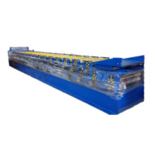 Factory source for Double Layer Metal Roof Forming Machine Double layer roll forming machine for sale supply to Italy Suppliers
