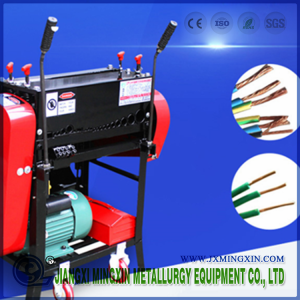 Automatic Scrap Copper Wire Cable Stripping Machine
