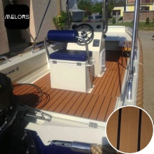 Melors Tub Non-Slip Synthetic Teak Boat Marine Sheet