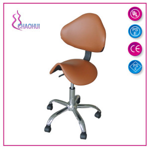 Hot selling attractive for Leather Master Chair Dental Chair With Backrest For Sale supply to Poland Factories