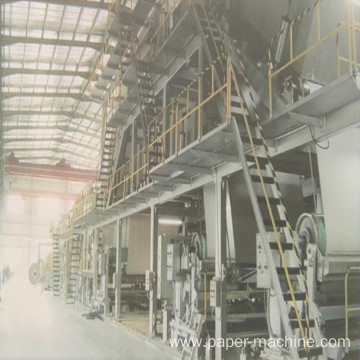 Coated Paper Making Machine
