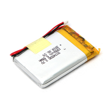 Quantity Assured 803450 3.7V 1500mAh 5.55Wh Lipo Battery