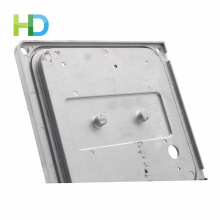 China Gold Supplier for Aluminum Die Casting Product Upscale material aluminum die casting led housing product export to Qatar Factory