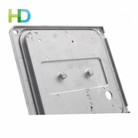 Upscale material aluminum die casting led housing product