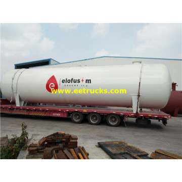 100 M3 Industrial Bulk LPG Tanks