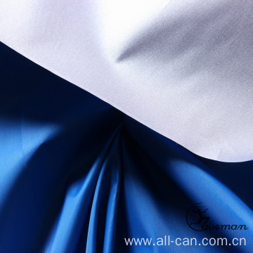 Polyester taffeta blackout curtain fabric