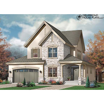 Drummond House Plan 2653