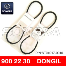DONGIL DRIVE BELT V BELT 900 x 22 x 30 SCOOTER MOTORCYCLE V BELT ORIGINAL QUALITY